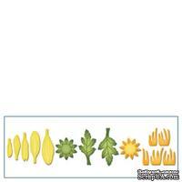 Ножи от Spellbinders - Create a Daisy - Маргаритка, набор