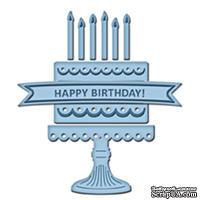 Нож для вырубки от Spellbinders - Birthday Cake