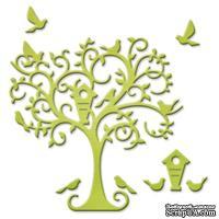 Ножи от Spellbinders - Delightful Tree