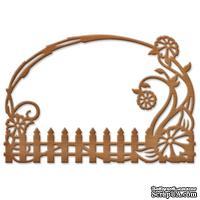 Ножи от Spellbinders - Floral Fence