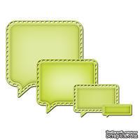Ножи от Spellbinders - Conversation Bubble 2