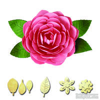 Ножи от Spellbinders - Camellia