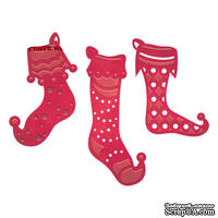Ножи от Spellbinders – Stocking Trio