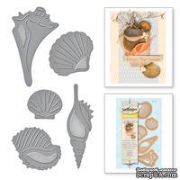 Ножи от Spellbinders - Sea Shells - Ракушки