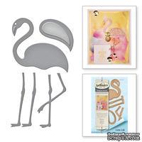 Ножи от Spellbinders - Flamingo - Фламинго