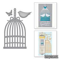 Ножи от Spellbinders - Bird Cage