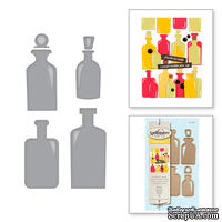 Ножи от Spellbinders - Bottles - Бутылки
