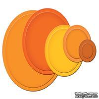 Лезвия от Spellbinders - Classic Ovals LG, 5 шт, S4-110