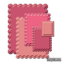 Лезвия от Spellbinders - Classic Scalloped Rectangles LG