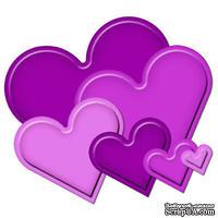 Набор лезвий Spellbinders  - Classic Heart