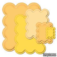 Лезвия от Spellbinders - Big Scalloped Rectangels SM,  5 шт