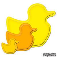 Лезвия от Spellbinders - Nested Ducks, 3 шт