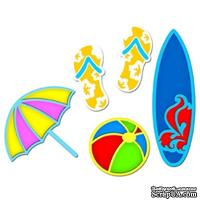 Лезвия Spellbinders - Surf's Up, 5 шт.