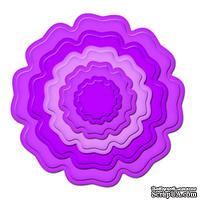 Лезвия от Spellbinders - Blossom Three, 5 шт