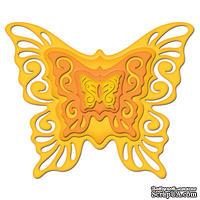 Набор лезвий Spellbinders - Nested Butterflies Two