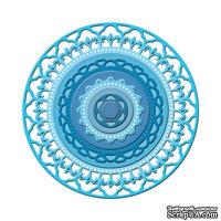 Лезвия от Spellbinders - Splendid Circles,  4 шт