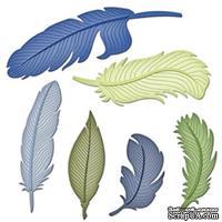 Ножи от Spellbinders - Feathers