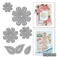 Ножи от Spellbinders - Cinch and Go Flowers Two