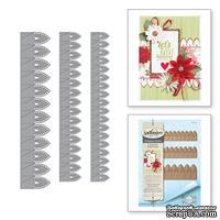 Ножи от Spellbinders - Lilly Pearl Flat Flower/Border