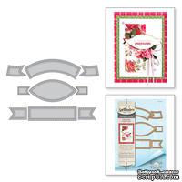 Ножи от Spellbinders - Vintage Pierced Banners