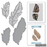 Нож для вырубки от Spellbinders - Feathers in the Wind
