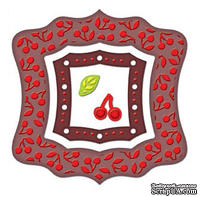 Лезвия Spellbinders - Cherry Pickin, 4 шт.