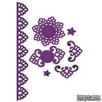 Лезвия от Spellbinders - Moroccan Accents, 6 шт