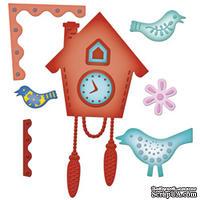 Набор лезвий Spellbinders - Cuckoo Clock
