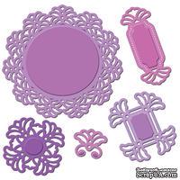 Лезвия Spellbinders - Vintage Lace Motifs
