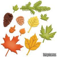 Лезвия Spellbinders - Fall Foliage