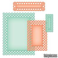 Лезвия Spellbinders - A-2 Polka Dots
