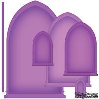 Лезвия Spellbinders - Arched Windows One - Арочные окна, 6 шт.