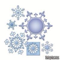 Ножи от Spellbinders - 2013 Snowflake Pendant