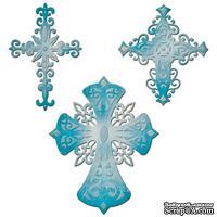 Ножи от Spellbinders –Victorian Crosses