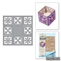 Ножи от Spellbinders – Tea Light Box - Коробочка для свечи