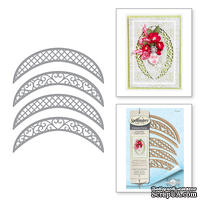 Ножи от Spellbinders - Lunette Arched Borders