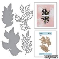 Нож для вырубки от Spellbinders - Leaves So Very Gorgeous