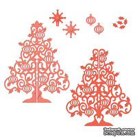 Ножи от Spellbinders - 3D CHRISTMAS TREE