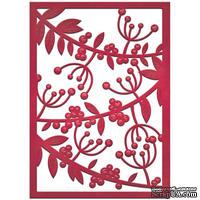 Ножи от Spellbinders – Mistletoe Card Front