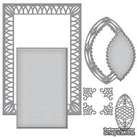 Ножи Renaissance от Spellbinders - Labels 52 Decorative Accent