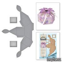 Ножи от Spellbinders – Flower Top Box - Коробочка с цветочком