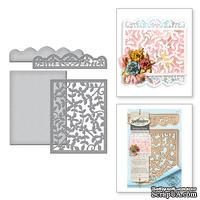 Ножи от Spellbinders – Framed Floral Card Front