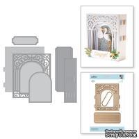 Ножи от Spellbinders - Grand Arch 3D Card