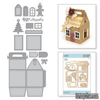 Ножи от Spellbinders - Charming Cottage Box