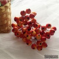 Ягоды желто-красные, пучок из 12 штук