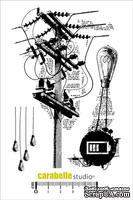 Штамп : Electrique-Carabelle Studio -  Электрический