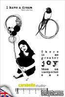 Штамп : Joy-Carabelle Studio -  Радость