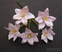 Цветок лилии, цвет - нежно-розовый, 30м, 5 шт.