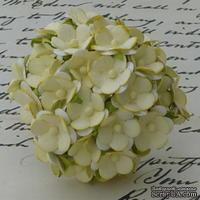 Цветочки Sweetheart 2-tone Pale Yellow, 15 мм, 10 шт.