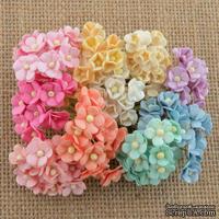 Цветы  от Thailand - Sweetheart - Ассорти, 1,5 см, 10 шт